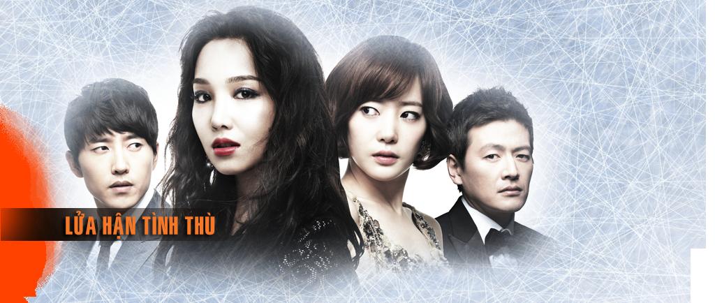 Lửa Hận Tình Thù | Hàn Quốc | Trọn Bộ -