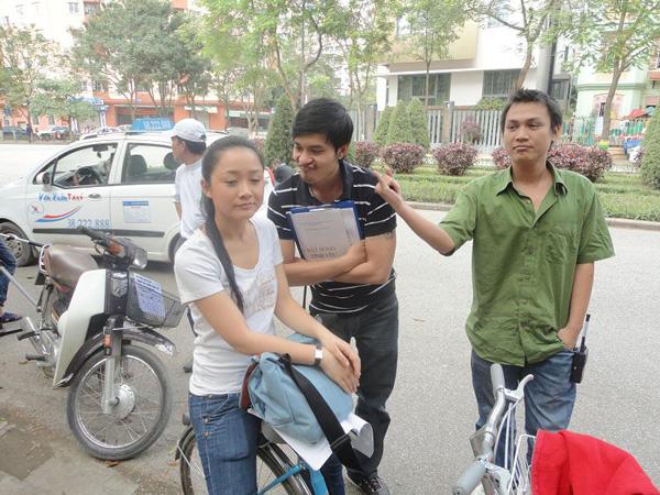 tncb05 Phim Tình Như Chiếc Bóng   TodayTV 2013