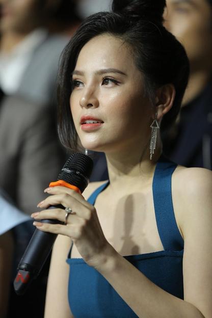 Diễn viên Phi Huyền Trang