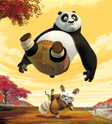 Phim Kung Fu Gấu Trúc Todaytv